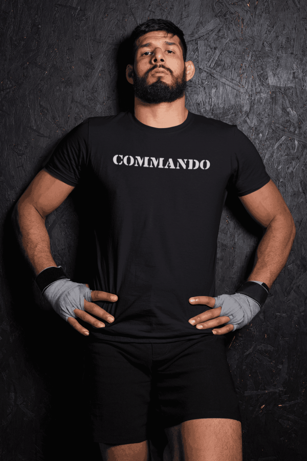 Big Salute Commando Black (1)