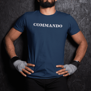Big Salute Commando NB-2