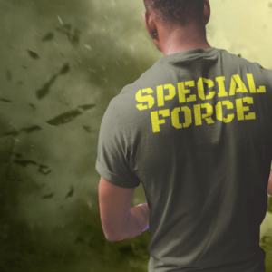 Big Salute Special Forces OG-3