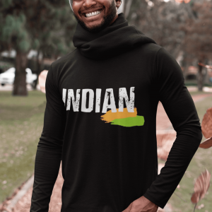 Big Salute Full Sleeve -Indian Tri - 3