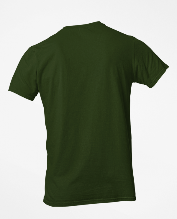 Military T-Shirt Big Salute India Army