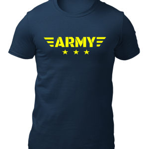 Big Salute Army STAR T-shirt