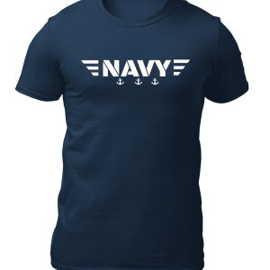 Big Salute Navy Star Wings Navy Blue