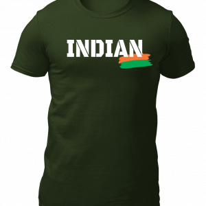 Big Salute Olive Green T Shirt (1)