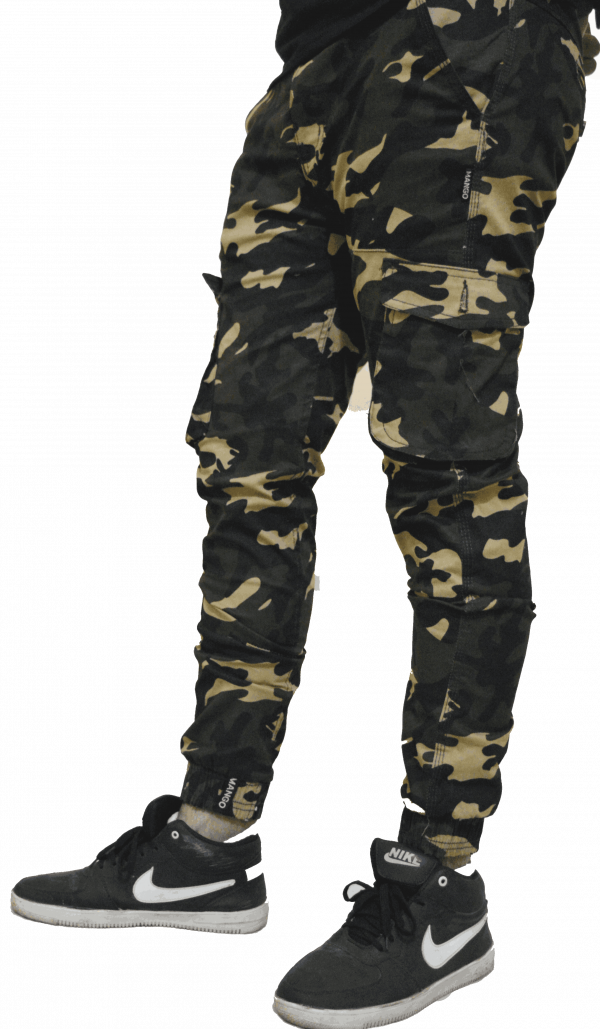 Big Salute Camouflage Cargo Pant Army Pant