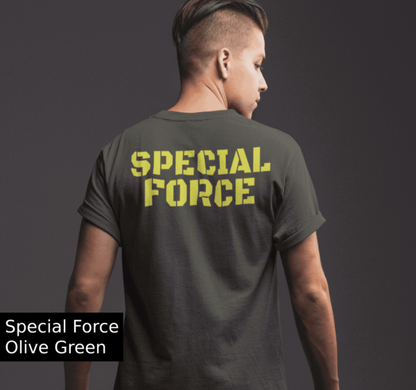 BIg Salute Special Force Combo Offer T shirt